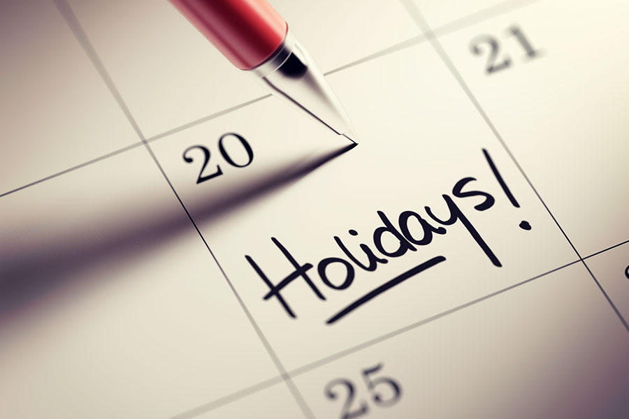 59% of employees lie to secure best holiday dates