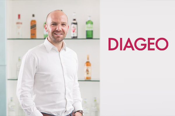 Five minutes with Kevin Fairbairn, Head of HR at Diageo