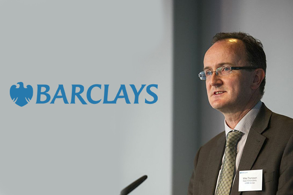 Five minutes with: Mike Thompson, Head of Apprenticeships at Barclays