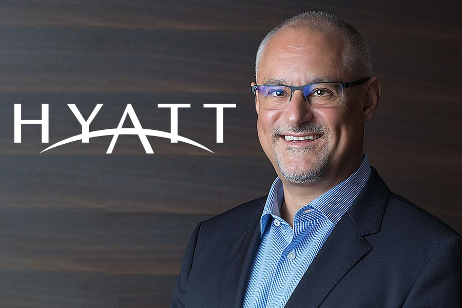 Five minutes with: Yves P. Givel, Hyatt Hotels' VP of HR