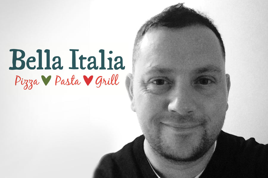 Five minutes with: Wayne Morgan, HR Director at Bella Italia