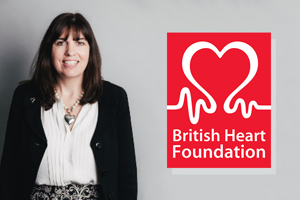 Five minutes with: Kerry Smith, Director of People & OD at the British Heart Foundation