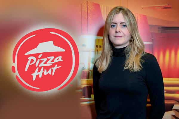 Five minutes with: Kathryn Austin, People & Marketing Director for Pizza Hut Restaurants