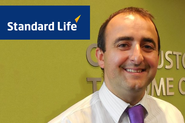 Five minutes with: Andrea Piacentini, Head of Reward UK & Europe, at Standard Life