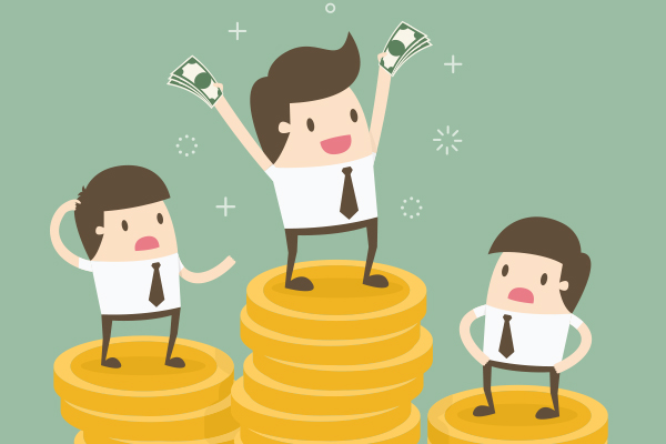 HR on the rise with 'intense' pay jump