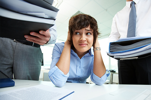 How to deal with executive stress