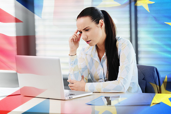 Two thirds of employees don't feel informed by HR on Brexit changes