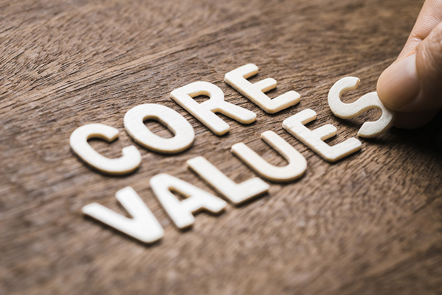 The ESSENTIAL core values of the world's most successful companies revealed