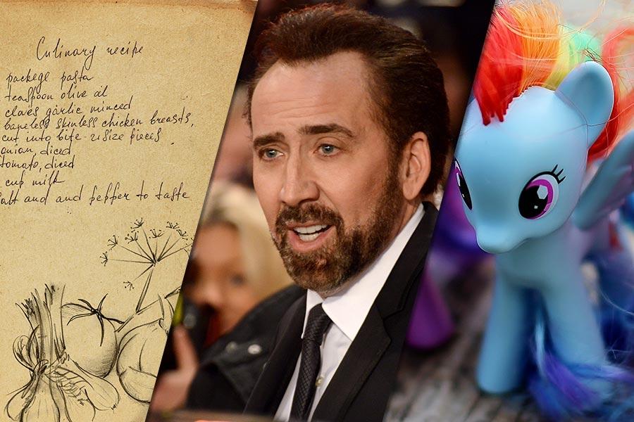 Nicolas Cage, beef stew & thieves: 7 funniest CV mistakes
