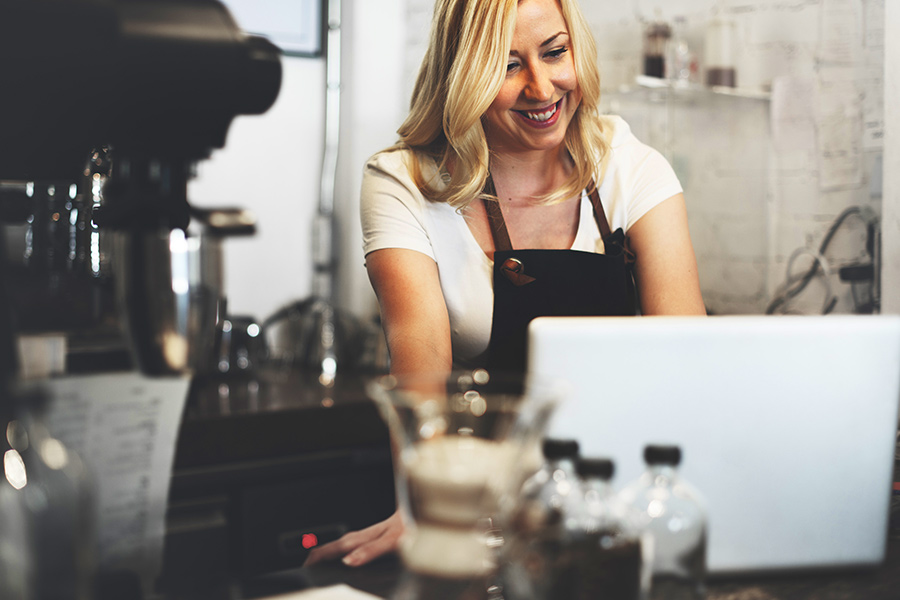 90% of self-employed are happier workers