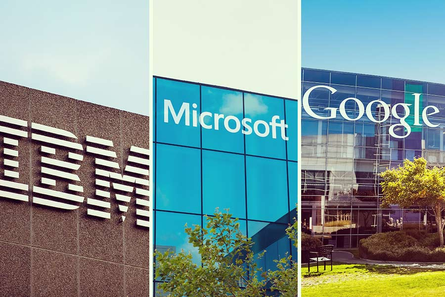 What it's like to work at a firm bigger than Microsoft, Google & IBM combined