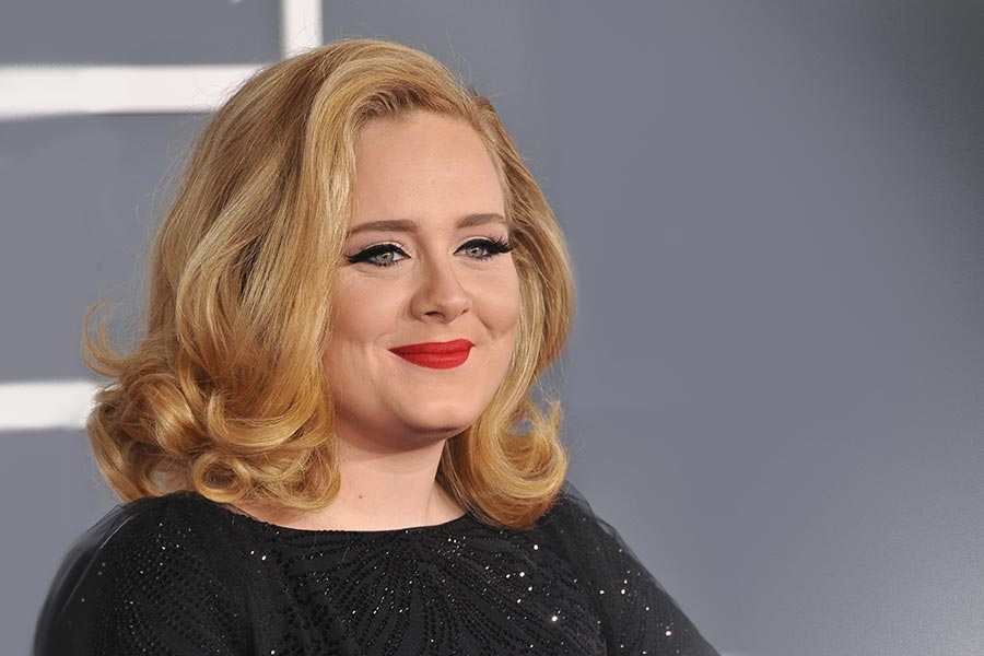 Adele heads back to school to teach