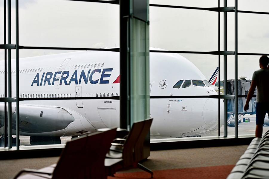 Air France staff to face trial for violence against HR VP