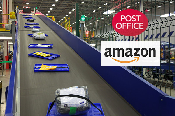 Amazon & Post Office staff vote to strike over Christmas
