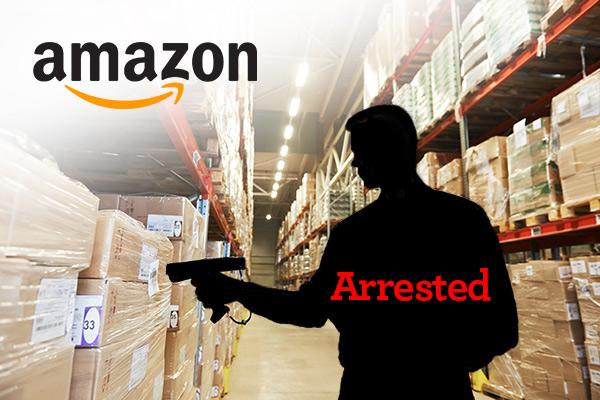Amazon uses 'scare tactics' to prevent employee theft