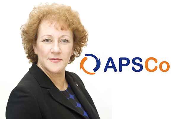 Ann Swain, CEO at APSCo, on juggling motherhood and career progression