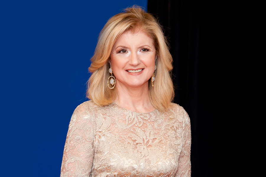 Interview the interviewer: Arianna Huffington reveals her 2 favourite candidate qualities