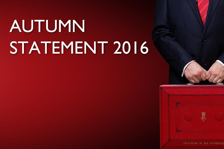 Autumn Statement 2016: LIVE