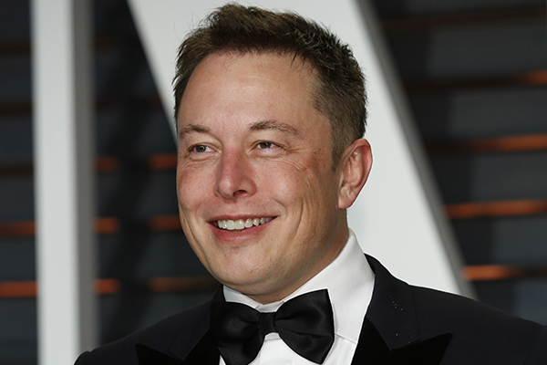 This is what it's like to have an interview with Elon Musk