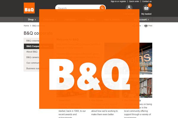 B&Q hire new HR Director