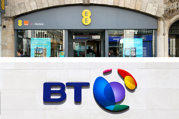 BT's acquisition of EE provisionally approved