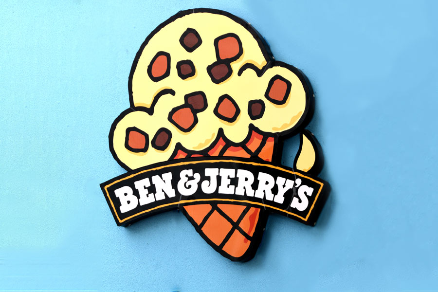 Ben & Jerry's handing out free ice cream