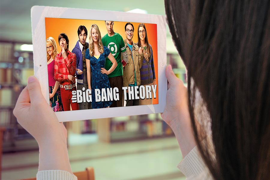 The Big Bang Theory: Employee told to watch sitcom in lieu of formal training