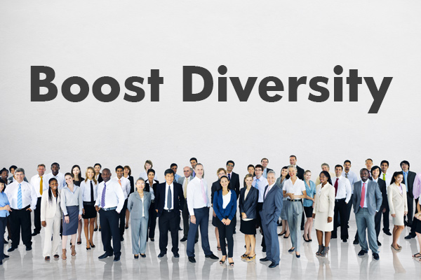 "Employers must boost their diversity to overcome ""alarming shortage of skills"""