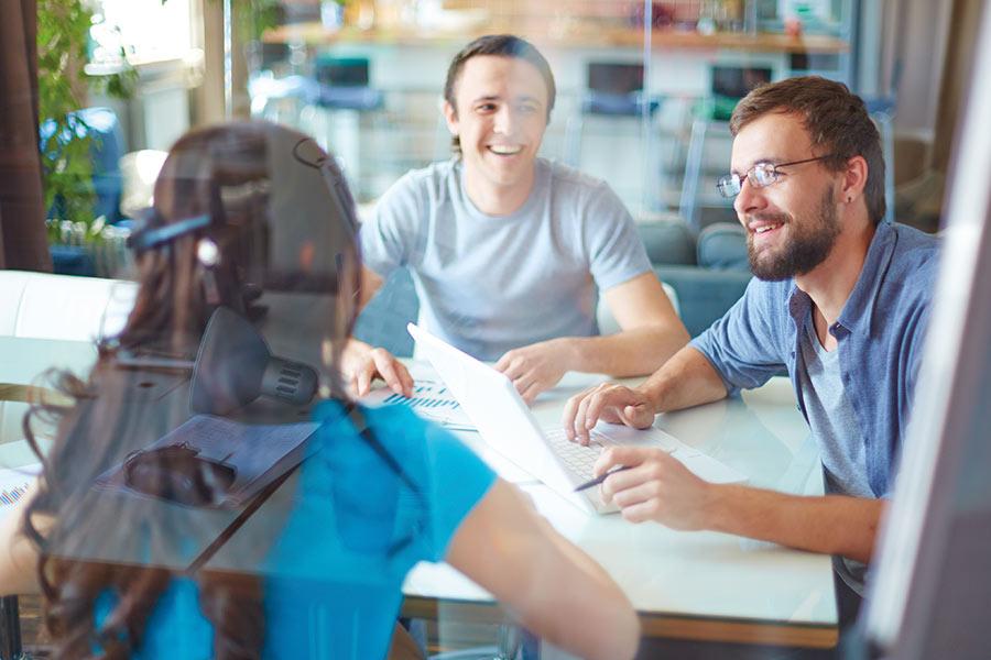 BrewDog recruits new employees by interviewing their best friends