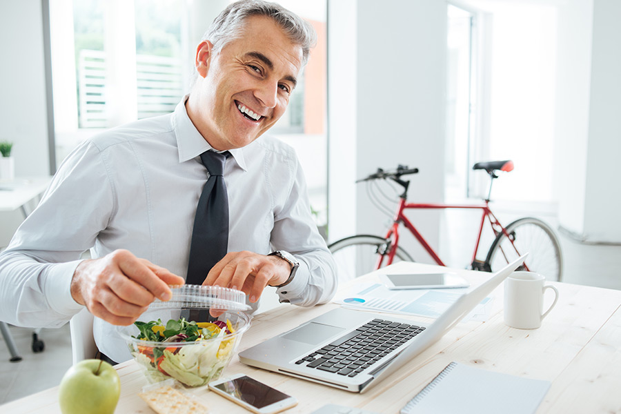 Britain's healthiest workplace revealed