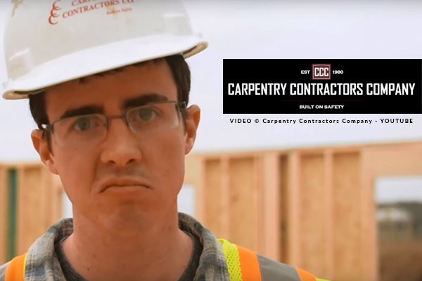 VIDEO: Builders hilarious recruitment drive goes viral