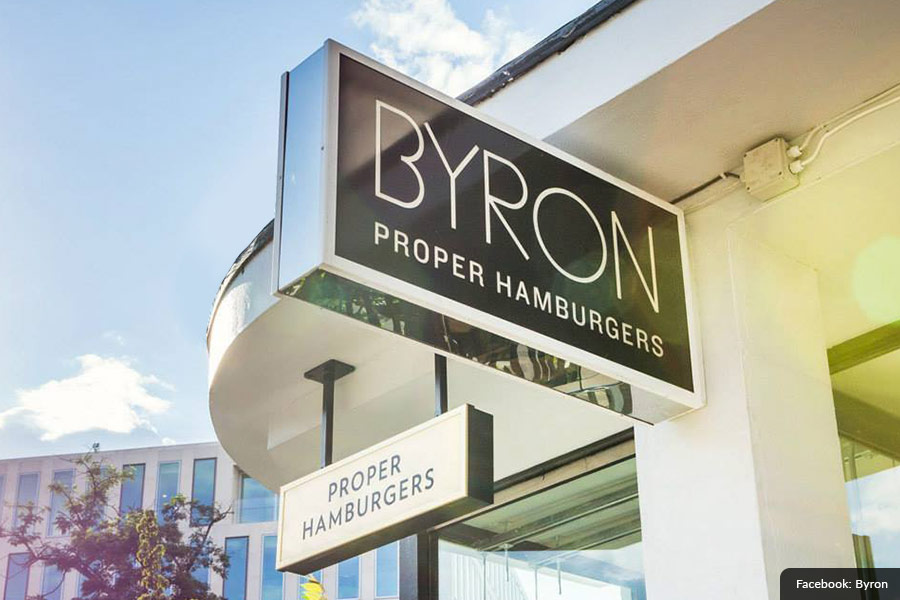 Byron Burgers training day turns into Home Office sting