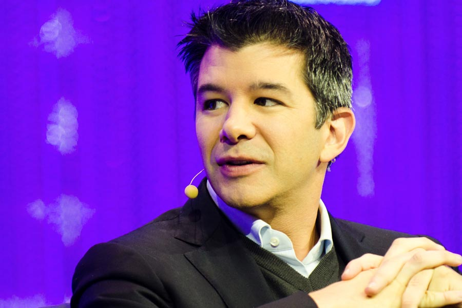 Uber CEO admits he must 'change as a leader' following dash cam row