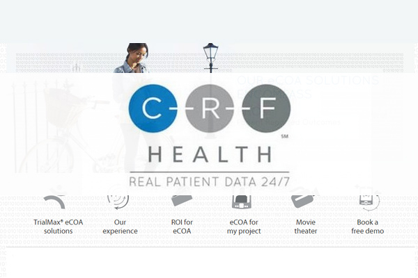 CRF Health hire Director Global Talent Acquisition