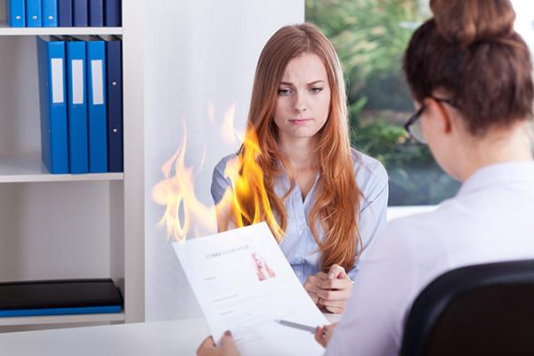 Liar liar, CV on fire! Revealed: Who lies the most on their CVs
