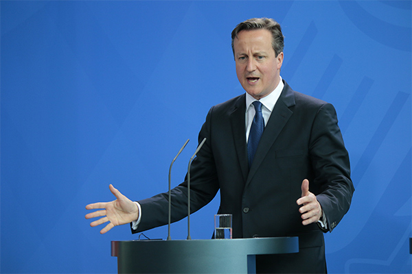 "Cameron changes ""first sift"" of recruitment process"