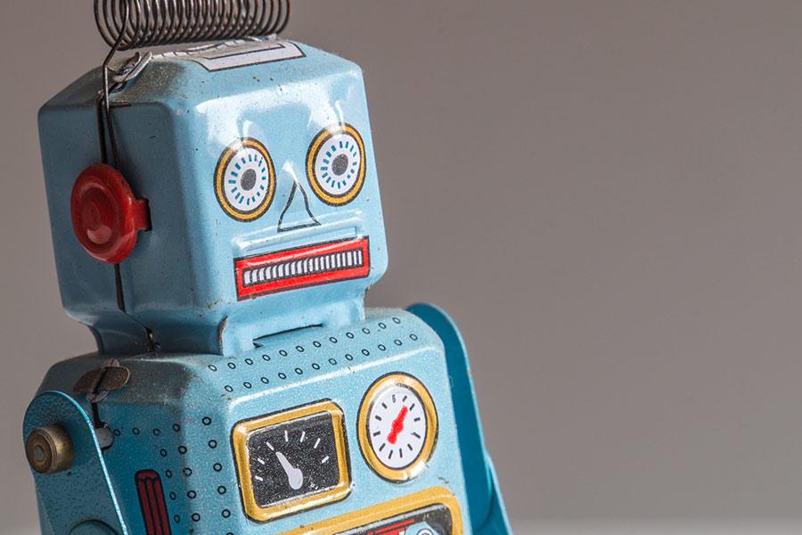 Capita replacing 2,000 staff with robots
