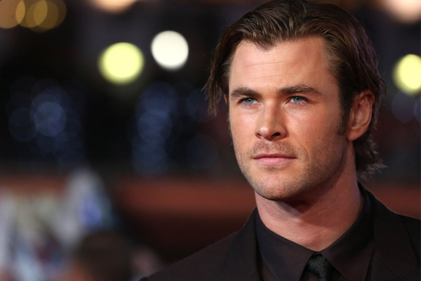 Chris Hemsworth rewards Administrative Assistant with massage