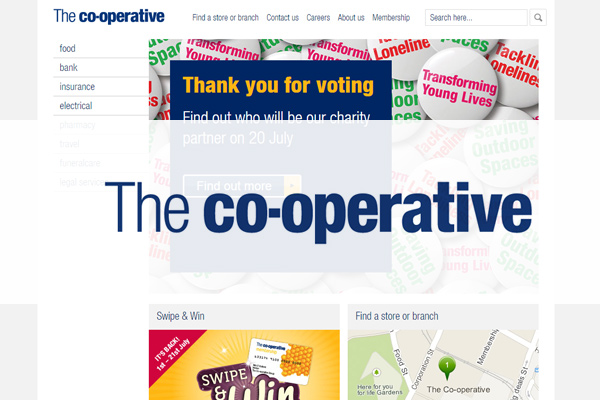 The Co-Operative Group appoint Head of HR Service and Operations