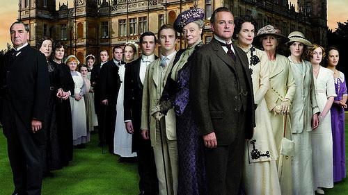 Downton Abbey costume designer tackles talent shortage