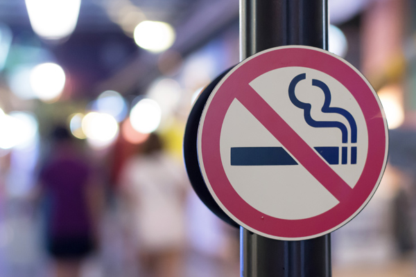 Council staff face blanket work-hour smoking ban
