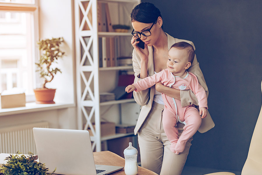 Female marketers crave flexibility as parenthood takes toll on careers