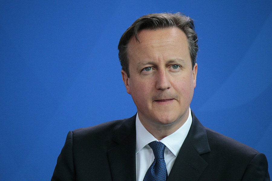 Where does Cameron's resignation speech rank amongst HR's best?