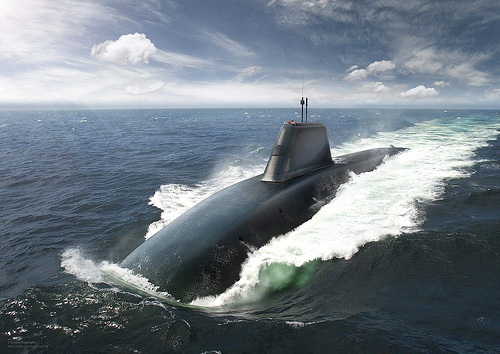 Submarine jobs guaranteed after Government investment