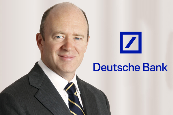 Deutsche Bank CEO: I can't understand why money is a motivator