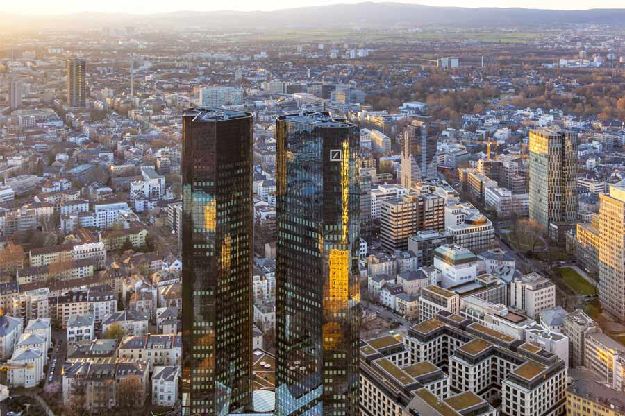 Deutsche Bank's Brexit-boost for London & worker's bonus windfall