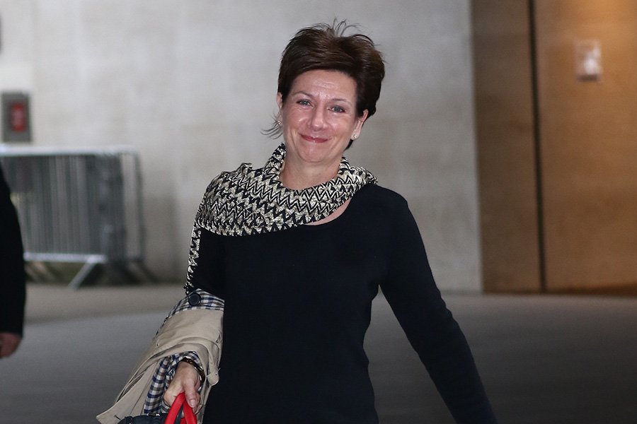 Diane James elected as new UKIP leader