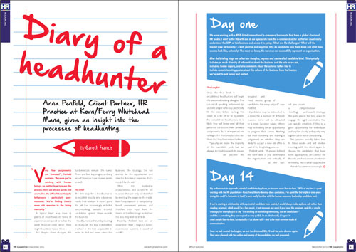 Diary of a headhunter