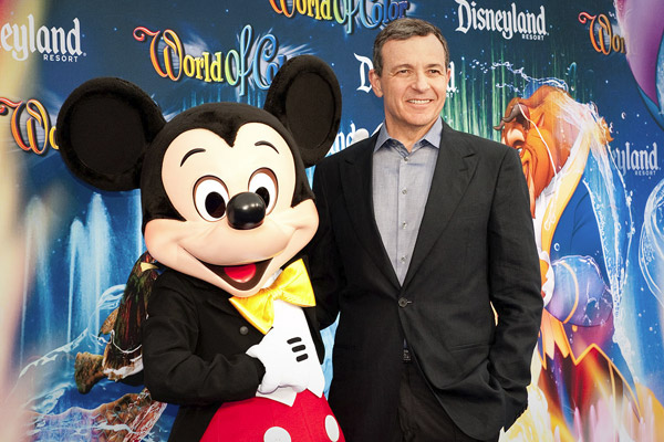 Disney boss 'bothers' staff with mandatory deductions from salary for political lobbying