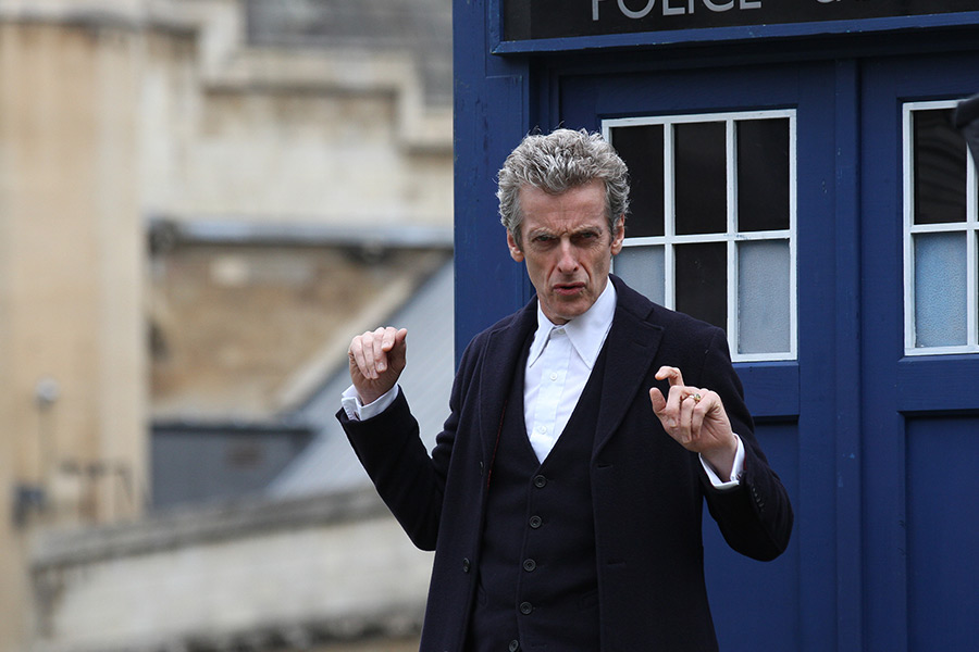 Doctor Who diversity dash: How to deal with change management